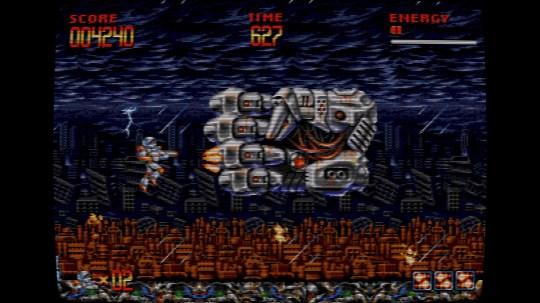 Turrican Flashback screenshot