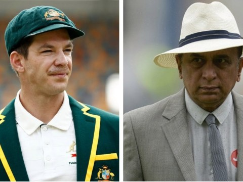 'It's got nothing to do with him' – Tim Paine responds to India legend Sunil Gavaskar claiming he should be sacked by Australia