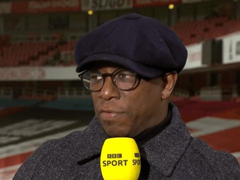 Ian Wright identifies Mikel Arteta's biggest problem after Arsenal beat Newcastle