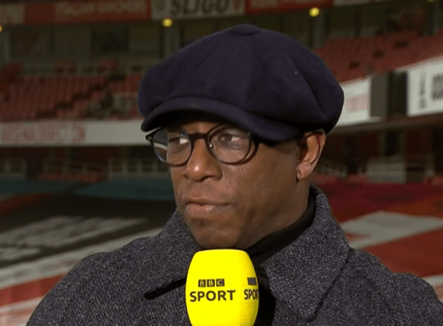 Ian Wright feels Arsenal need to add to their squad in the January transfer window