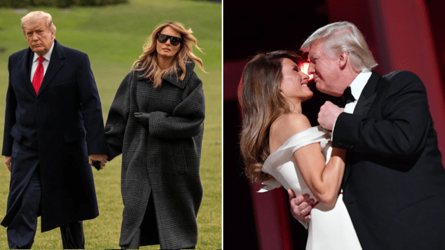 'Tide turning' on Donald Trump's marriage with Melania set to 'hold more power'