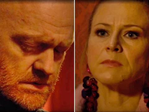EastEnders spoilers: Linda Carter crushes 'biggest mistake' Max Branning — and chooses Mick again