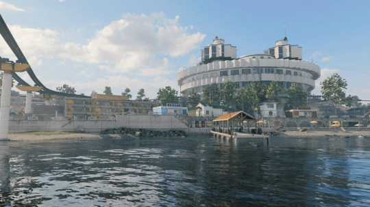 Call of Duty mid season update Sanatorium map