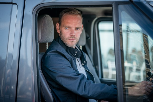 Joe Absolom in The Bay