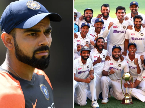 Virat Kohli sends message to India team after incredible series win over Australia