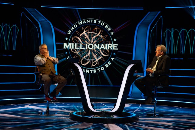 Who Wants To Be A Millionaire? contestant Justin Beattie