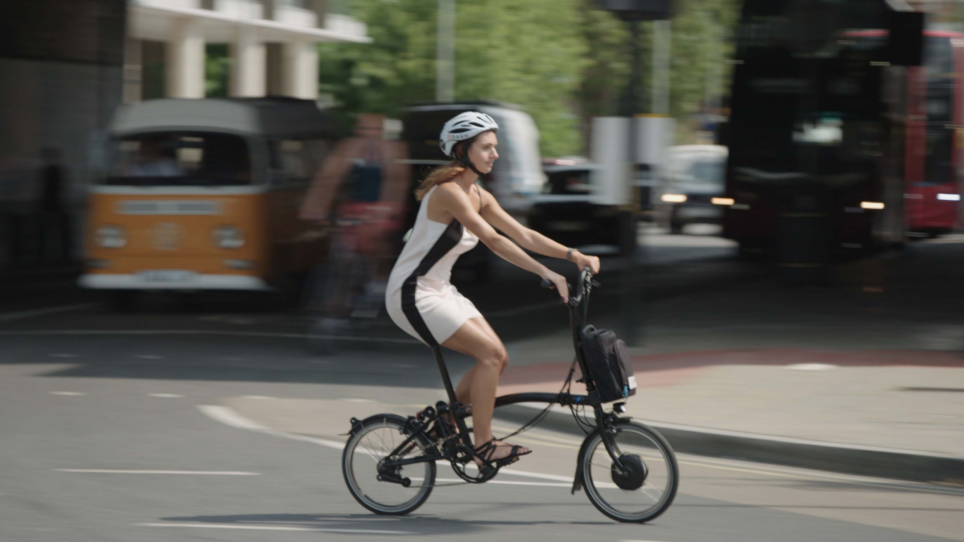 Return to work and avoid public transport with our guide to confident cycling in the city