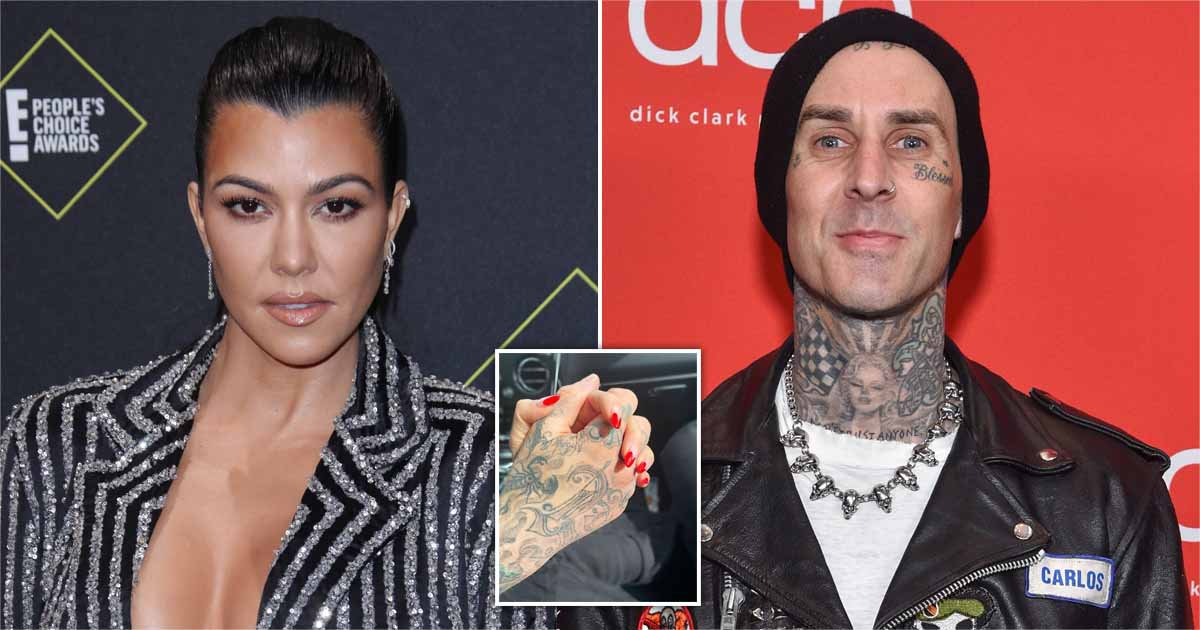 Travis Barker gushes over girlfriend Kourtney Kardashian as he opens up about her unique love note