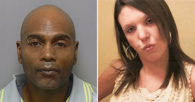 Mark Brandford, 49, crushed the skull of partner Kayleigh Dunning in a ?brutal and ferocious? attack, a jury was told.