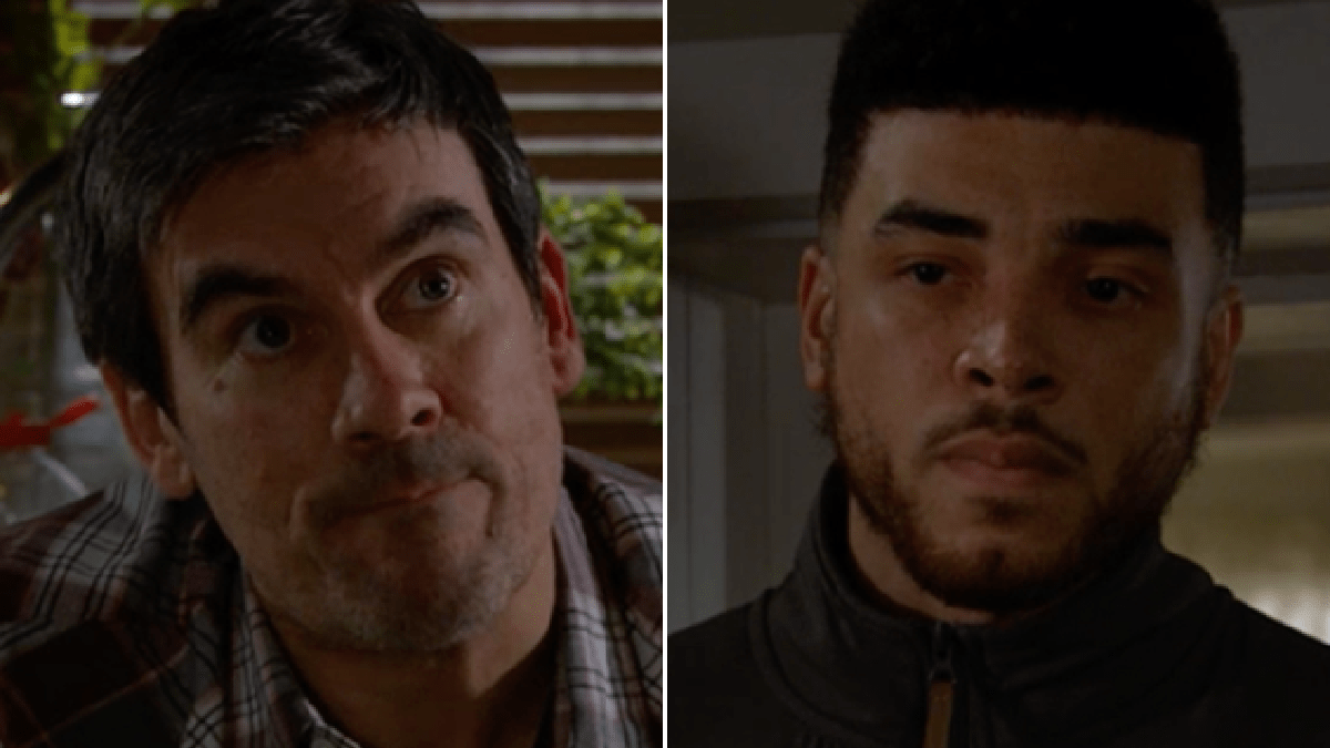 Emmerdale spoilers: Cain Dingle disowns Nate Robinson again after he sides with Faith