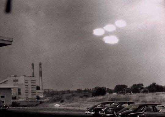 Evidence of alien visitors? (U.S. Coast Guard)
