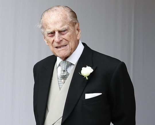 Prince Philip.  Fox News presenter Brian Kilmeade has come under fire for linking Prince Philip's death to Oprah's interview with Harry and Meghan.