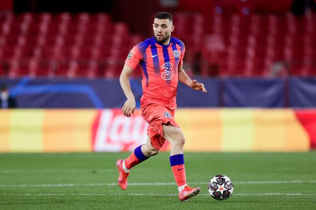 Mateo Kovacic absent from Chelsea training ahead of Real ...