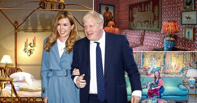 Boris Johnson 'said he couldn't afford' refurb of Downing Street flat |  Metro News