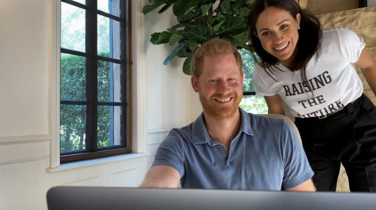Prince Harry talks to Oprah in the Me You Can't See trailer