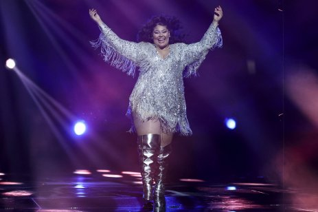 Malta's Destiny wowed audiences with her singing ability during Eurovision 2021