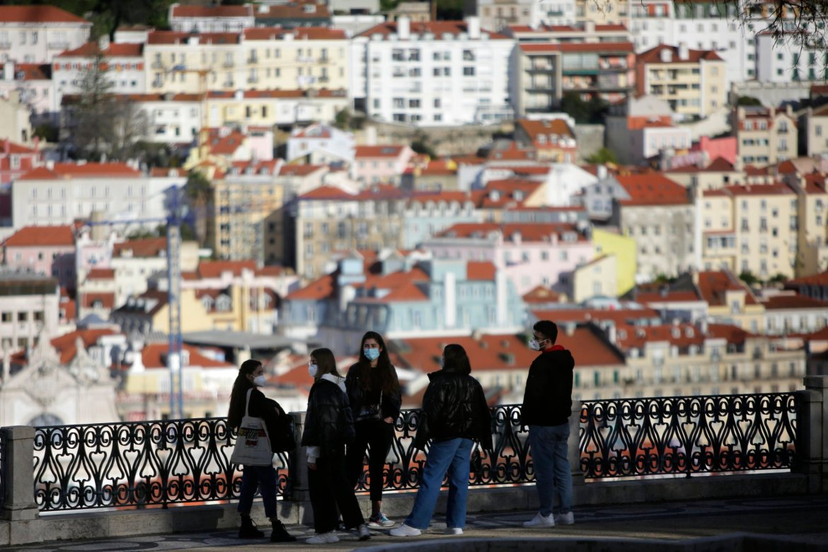 Portugal bans weekend travel in and out of Lisbon due to rise in Covid cases   Metro News