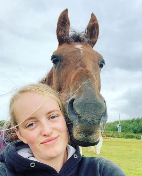 Model and horse riding enthusiast Gracie Spinks, 23, who was thought to have been killed by a stalker who then took his own life.