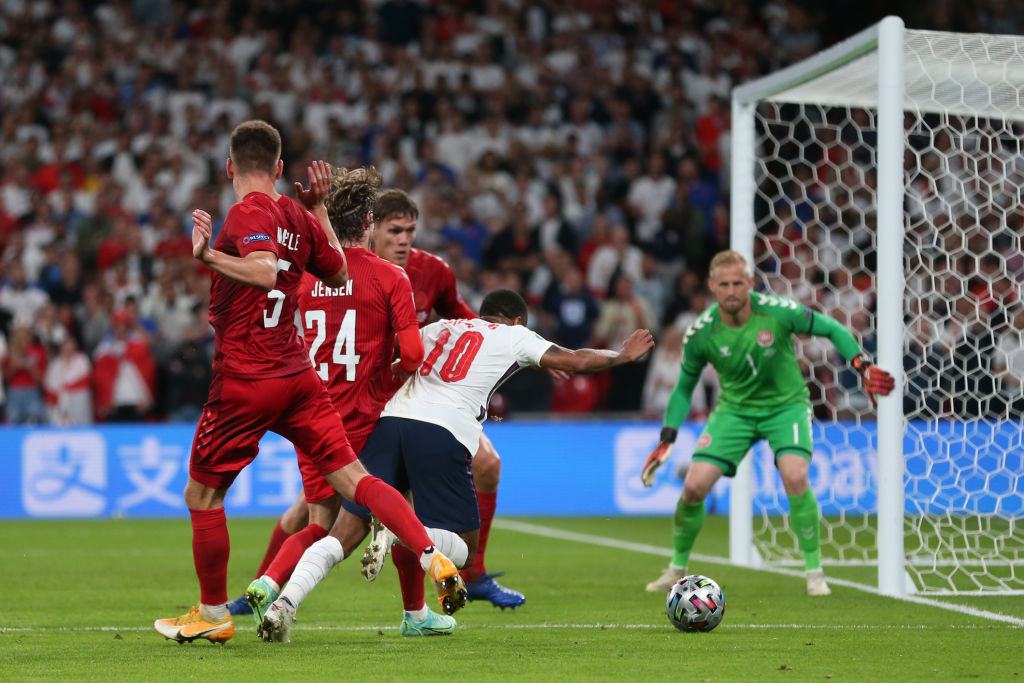 Why VAR didn't overturn England's controversial penalty against Denmark    Metro News