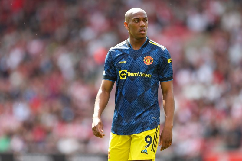 Gary Neville believes Manchester United should sell Anthony Martial