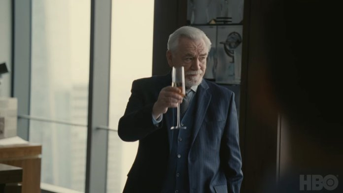 Succession season 3 trailer (Picture: HBO)