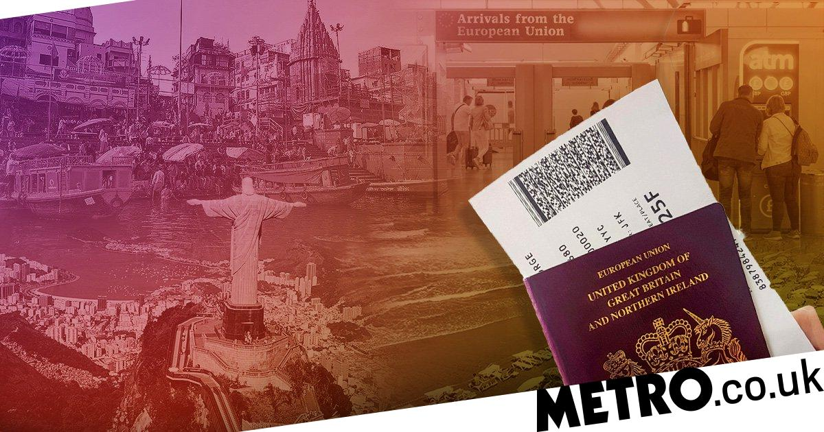 Travellers from red list countries will have to quarantine in hotels for 10 days at their own cost. Travel: England's red list slashed to just seven countries ...