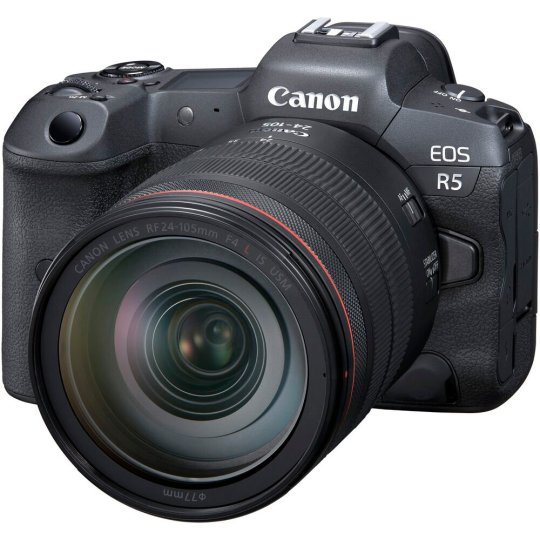 Canon EOSR5
