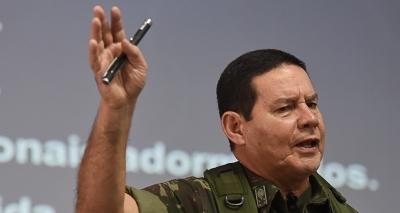 General do Exército ameaça