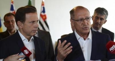 Alckmin critica articulação de Doria para eleições de 2018: