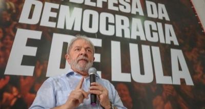 Fachin nega a Lula liminar para evitar prisão e submete decisão final ao plenário