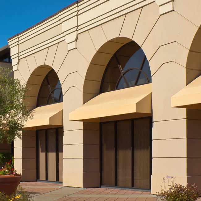Commercial Awnings by Metro Awnings
