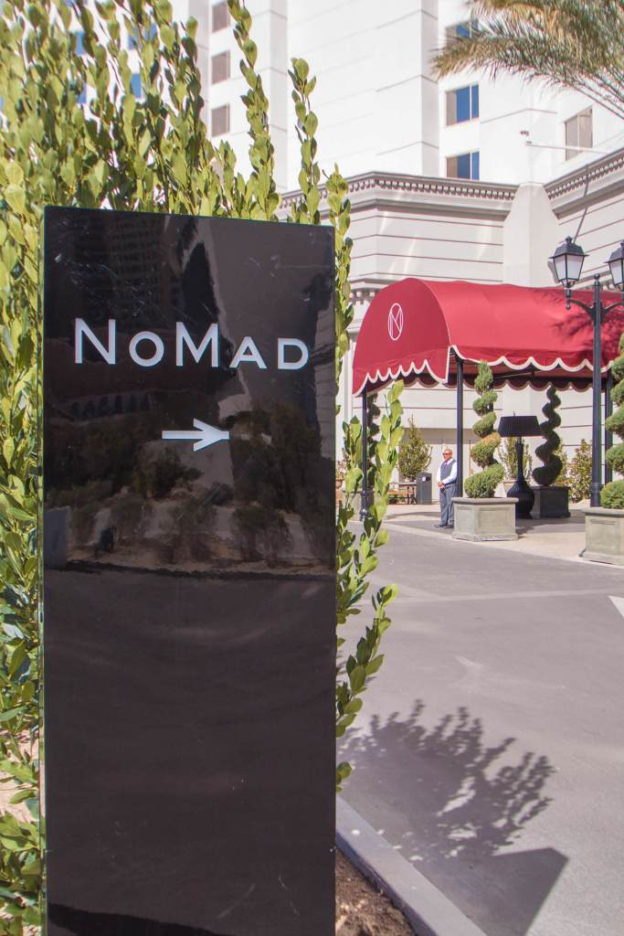 NoMad Las Vegas at Park MGM - Entryway Canopy and Awnings by Metro Awnings