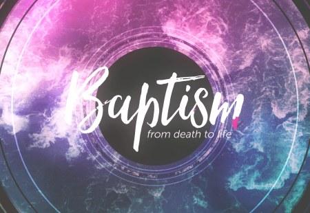 Baptism – Feb. 7, 2021