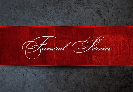 Funeral Service | Ruby McKormack-Leon