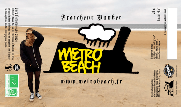 Metro Beach Beer