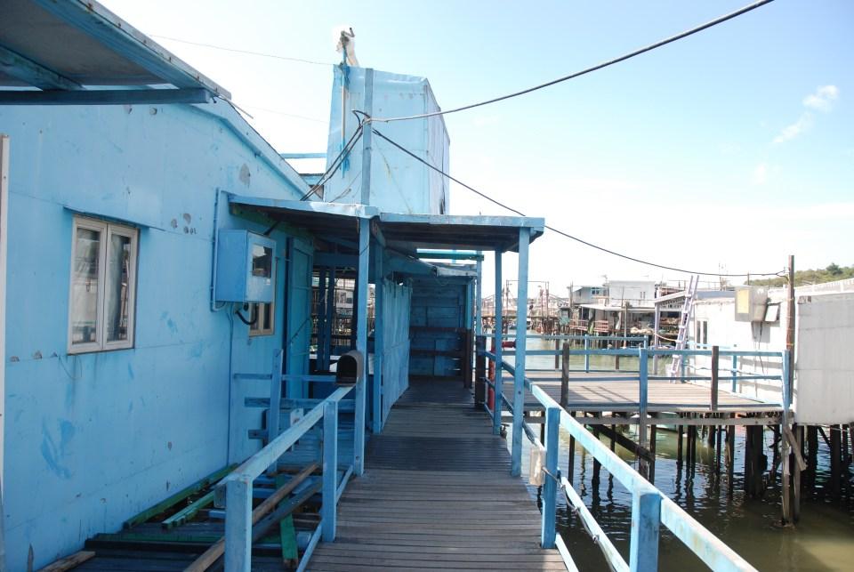 Tai O village pêcheur insolite