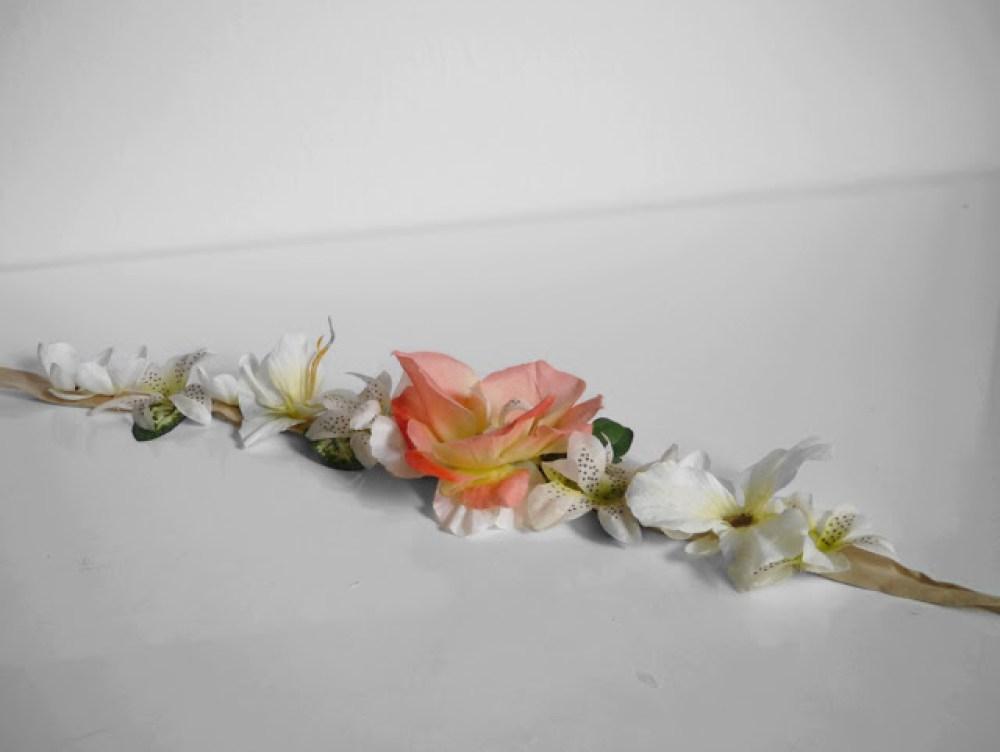 DIY : FLOWER CROWN