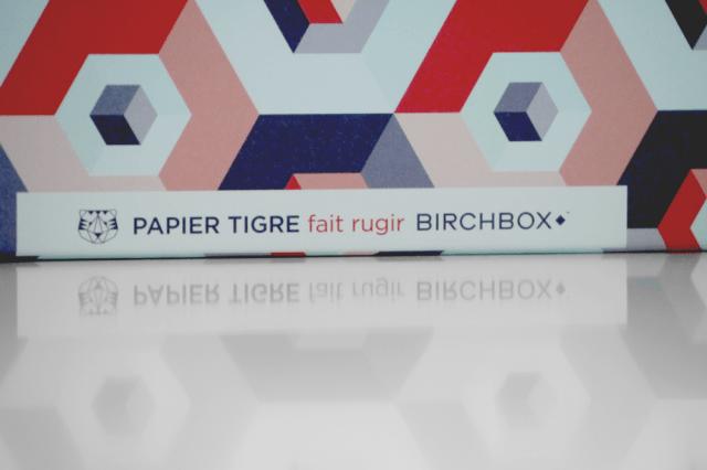 papier tigre
