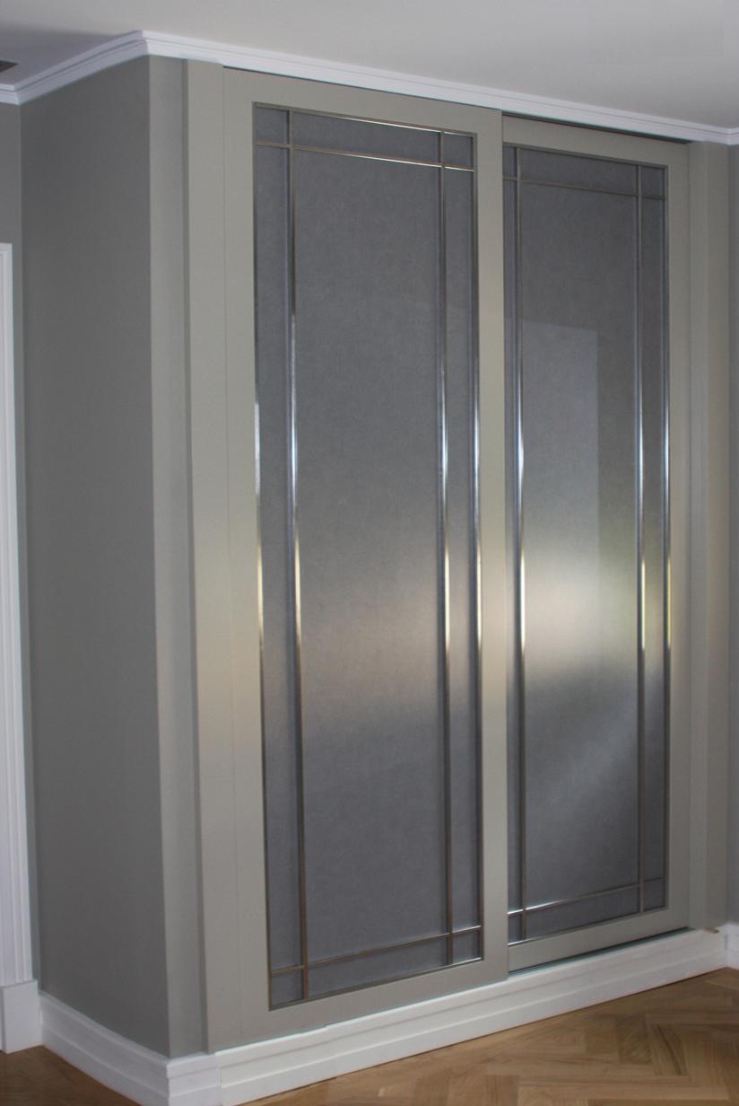 Frentes de armario a medida metrocloset - Medida de puertas ...