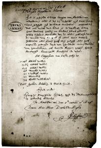 The Dutch purchase Manhattan Island
