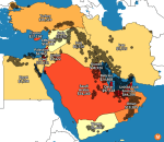 7 Maps to Help Make Sense of the Middle East