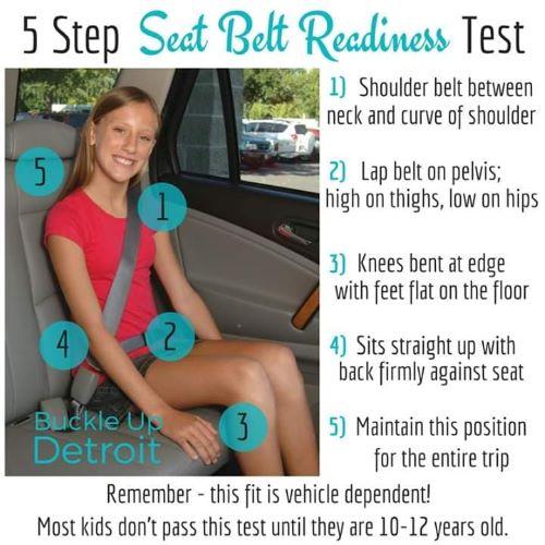 Seat Belt Ready