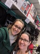 Andrea Stainbrook & Dana Lange of Metro Detroit Doula Services