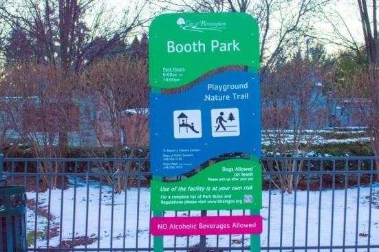 booth park farmington