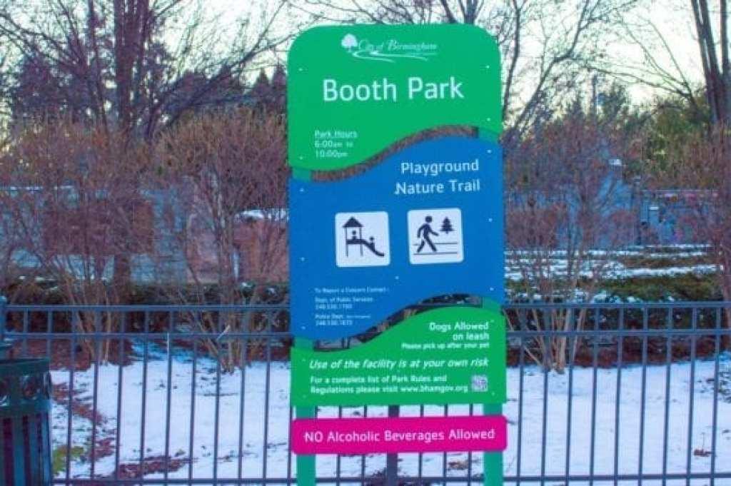 booth park birmingham