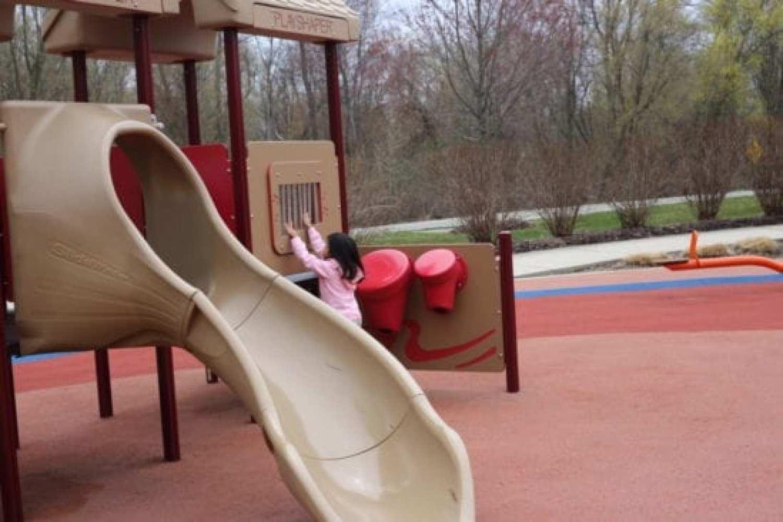 Lodge Playground at Marshbank Park