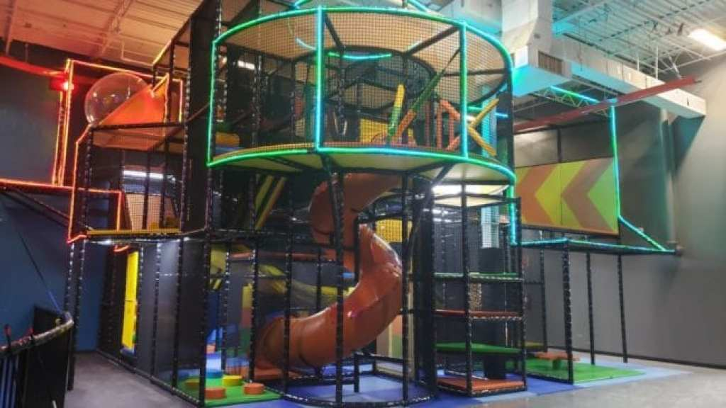 Urban Air in Sterling Heights Tubes Indoor Playground
