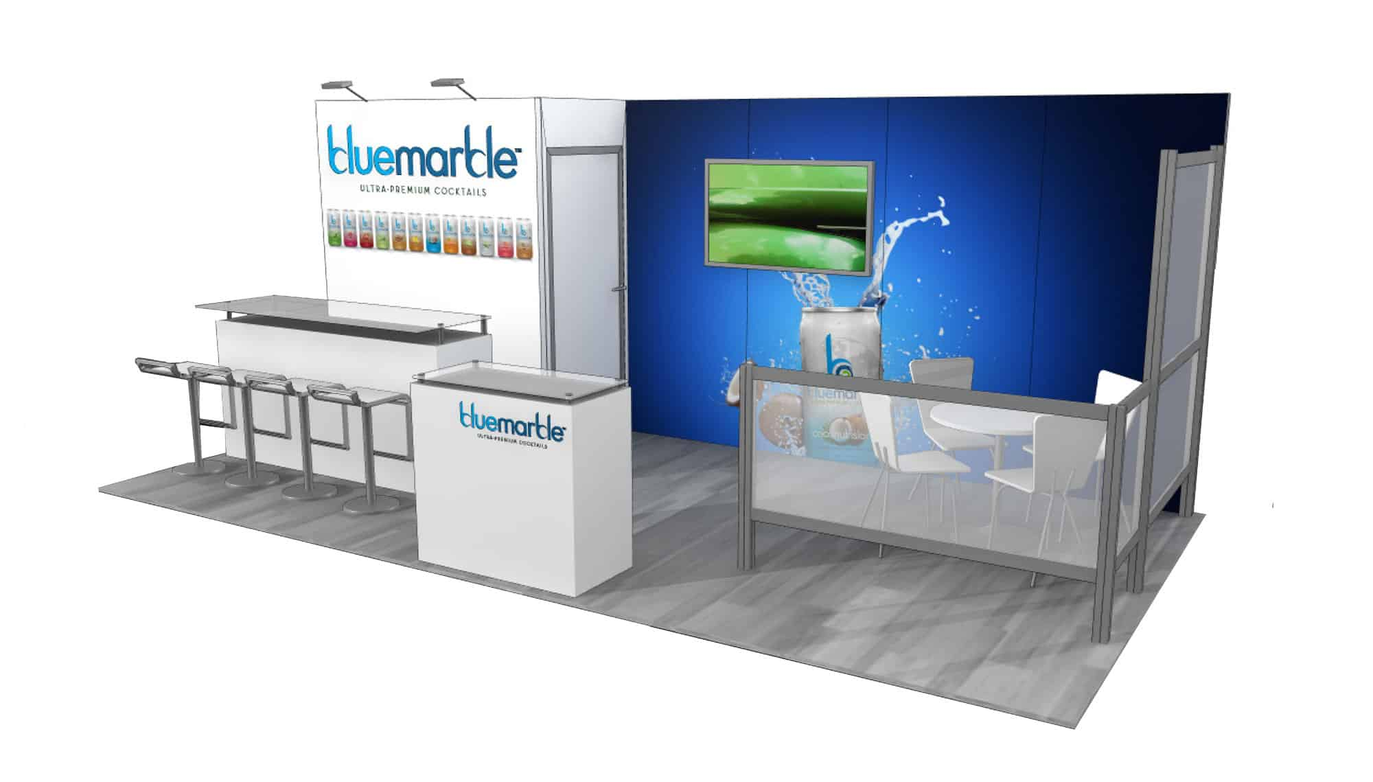 Contact Us About This Booth