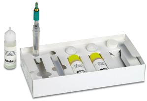 pHit kit - Maintenance kit for pH electrodes.