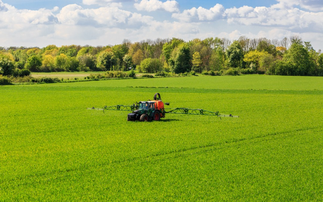 Measuring herbicides in drinking water
